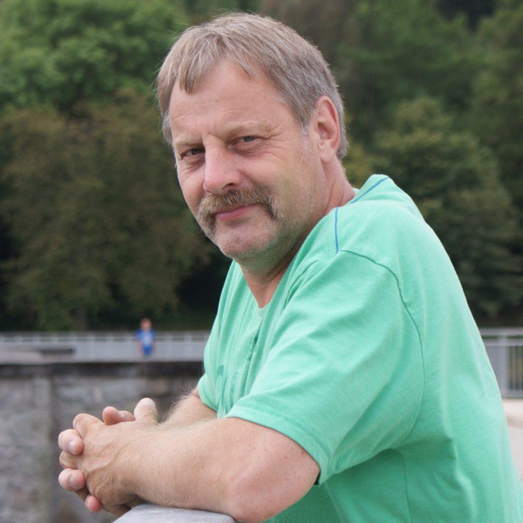Krijn Makkink, secretaris Vereniging Orchideeën Vermeerdering